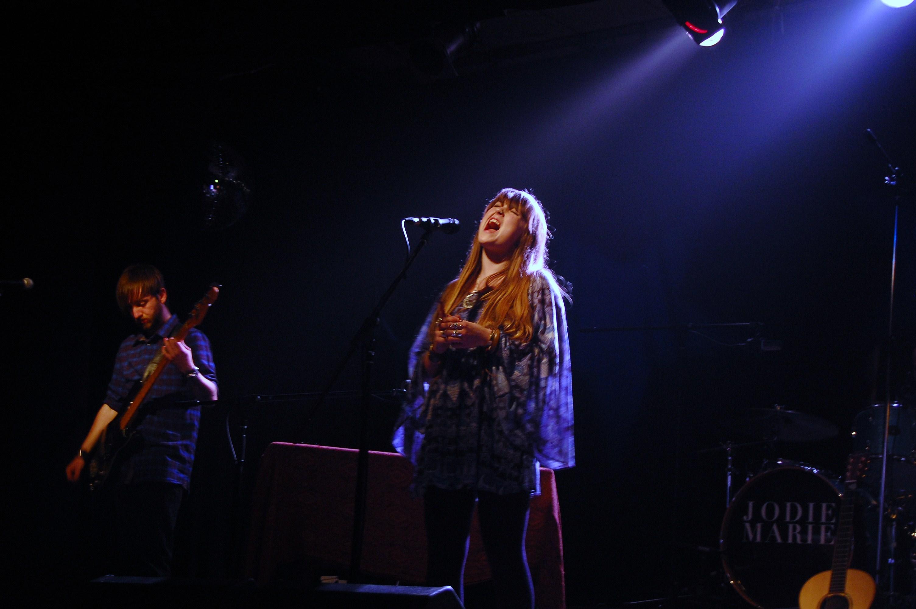 Jodie Marie 'Mountain Echo'