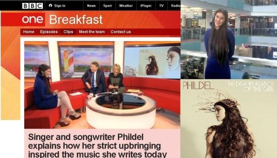 Phildel BBC 1