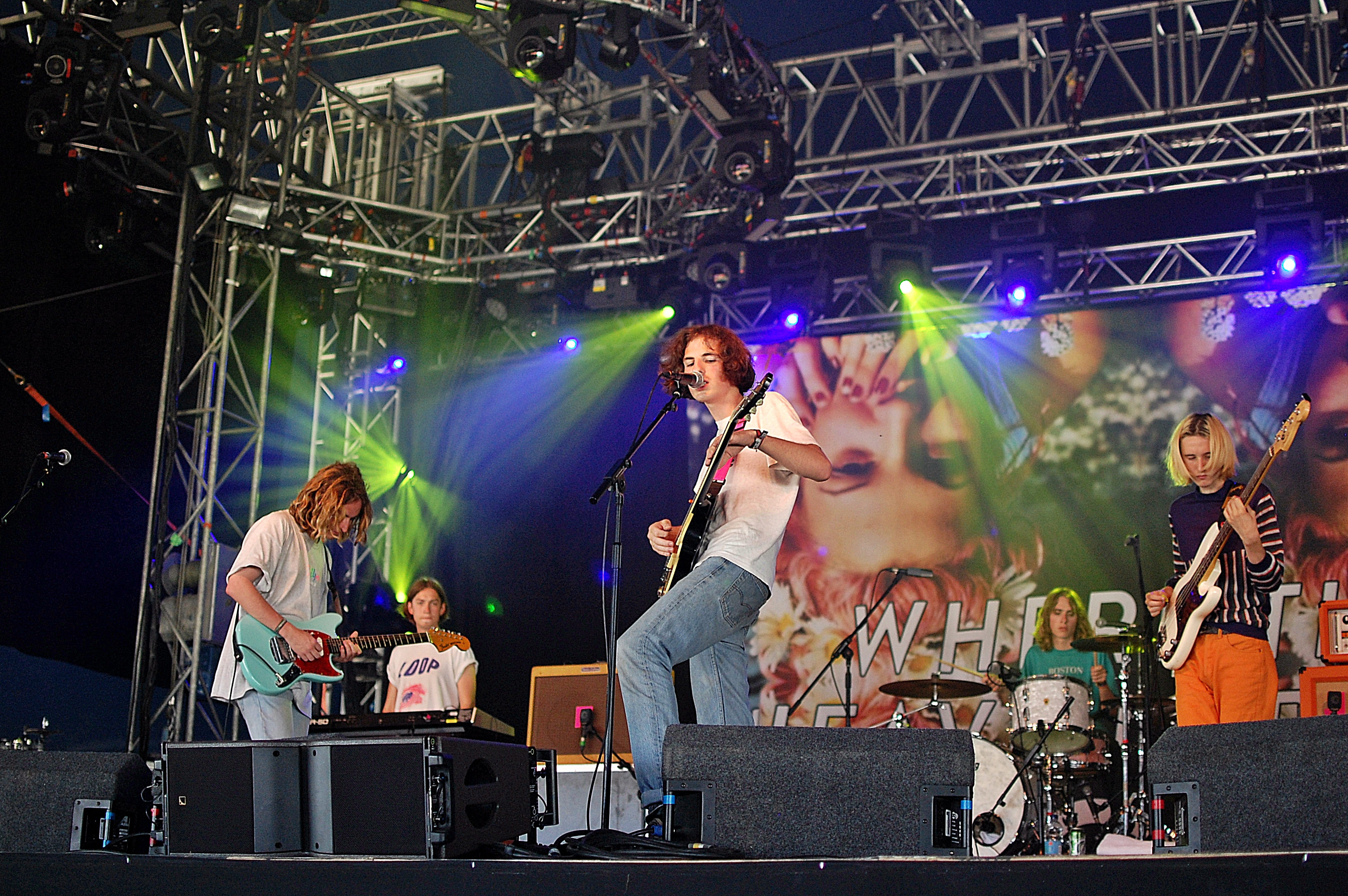 SWIM DEEP at WAKESTOCK 2013