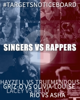 'BBC RADIO 1XTRA' :: SINGERS VS RAPPERS